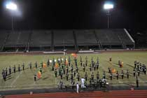 Jamestown High School Band